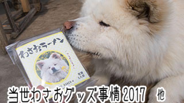 【わさお通信:特別増刊】 当世わさおグッズ事情2017 他