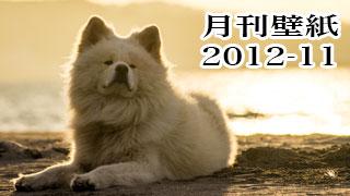 【わさお通信:特別増刊 2012-11】月刊わさお壁紙