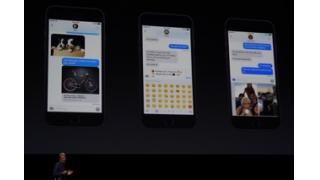 【iOS10で進化する「iMessage」はLINE対抗にあらず】 石川 温の「スマホ業界新聞」Vol.183