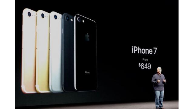 【iPhone7が口火を切った20GBプランはMVNOをぶっ潰すか】 石川 温の「スマホ業界新聞」Vol.194