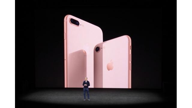 iPhone 8は本当に売れていないのか  石川 温の「スマホ業界新聞」Vol.248
