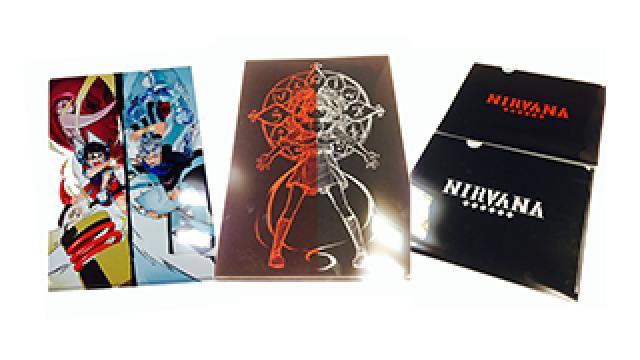 【NIRVANAグッズ情報】コミックス1巻、2巻発売となる1/27(金)よりアニメイト店頭で「NIRVANA」グッズの取り扱い開始!!