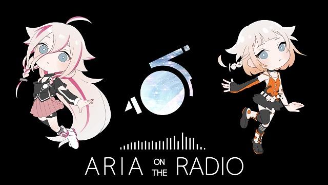 【IA&ONE最新情報】IAとONEがパーソナリティを務めるラジオ番組「ARIA ON THE RADIO」第2回配信がスタート!