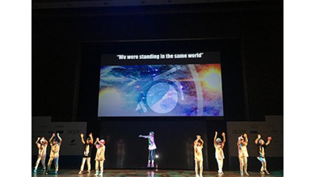 ヴァーチャルアーティストIA(イア)が第30回国際情報オリンピック日本大会(IOI 2018 JAPAN)の開会式にアンバサダーとしてLive出演!