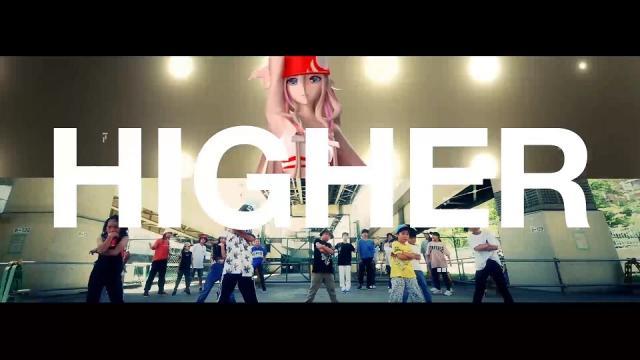 """【夏休み?特別企画!】IA最新公演 """"ARIA""""よりミュージックビデオ連続投稿の第3弾!「HIGHER」"""