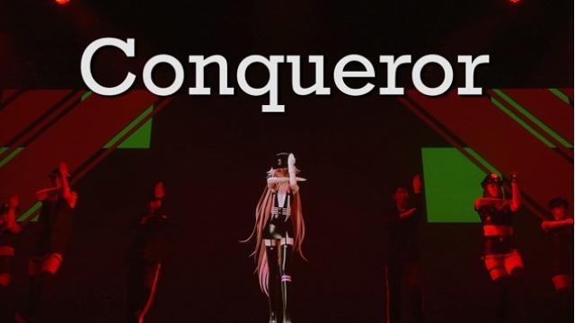 """IA最新公演""""ARIA""""より「Conqueror」ライブMVを公開!"""