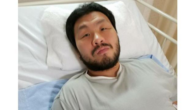 金原弘光、重病で緊急入院!! 「高山くんはもっと大変。またリングに立てるように頑張るよ」
