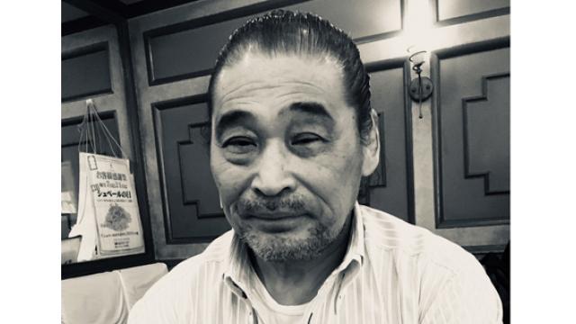 谷津嘉章、興行という灰色の世界を語る――「プロレスとヤクザ」