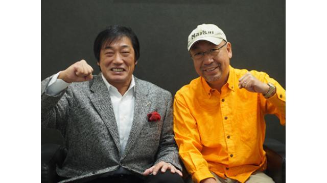【復刻記事】小橋建太☓小佐野景浩「あの頃の全日本プロレスを語ろう」