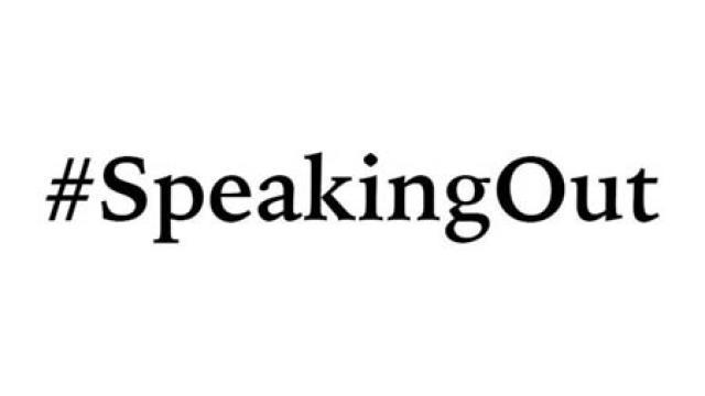 その後のセクハラ告発運動「#SpeakingOut(声に出して言う)」