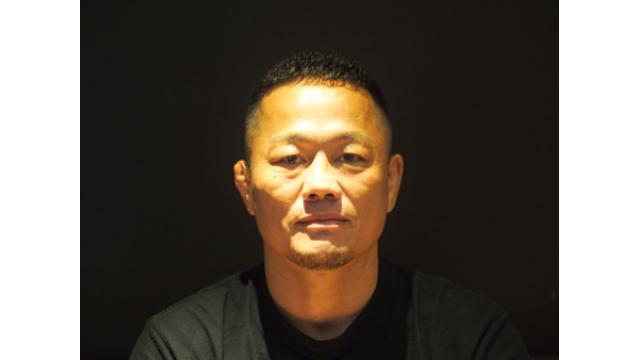 髙谷裕之インタビュー「LDH martial arts」が格闘技の未来をつくる