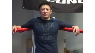【UFC第2戦決定】川尻達也の精神迷宮インタビュー「誰か、俺を助けてくれ!!」