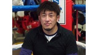川尻達也がUFCで感じたこと――「五味くんや水垣くん、日本人選手みんな勝ってもらいたい!」