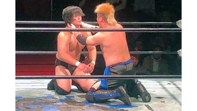 """【コラム】""""プレ""""と侮るなかれ!  野村vs大地に見た「新日本に乗り込んだU」と「Uインターを迎え撃った破壊王」"""