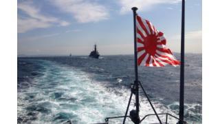【画像】海上自衛隊「観艦式」操縦室からヘリ格納庫に主砲までドド~ンと紹介!!