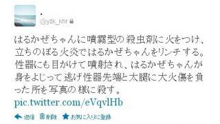 「はるかぜちゃん」春名風花の殺害予告犯ついに正体が判明!?謎の画像が再び…。