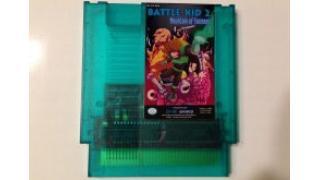 2013年2月「ファミコンカセット」新作がリリース予定!!その名も『Battle Kid 2』