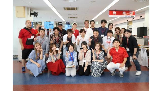 ニコニコ生放送ボートレース平和島チャンネル「こんせいそんのスタジオ生放送! 4周年記念オフ会」