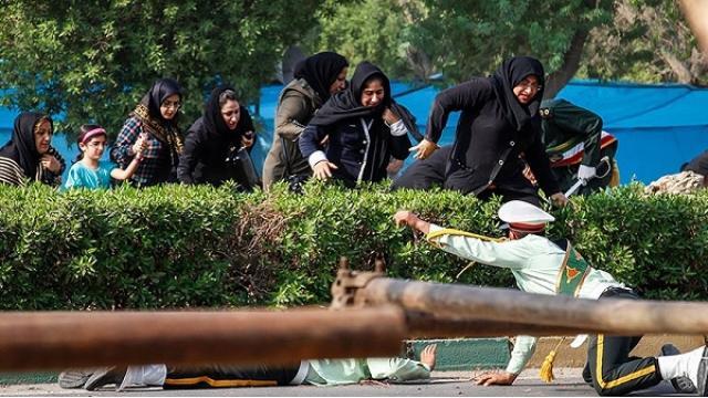 (有料)イランの軍事パレードでテロが起こり28人が死亡 背後に米国がいるとイラン政府が述べる背景
