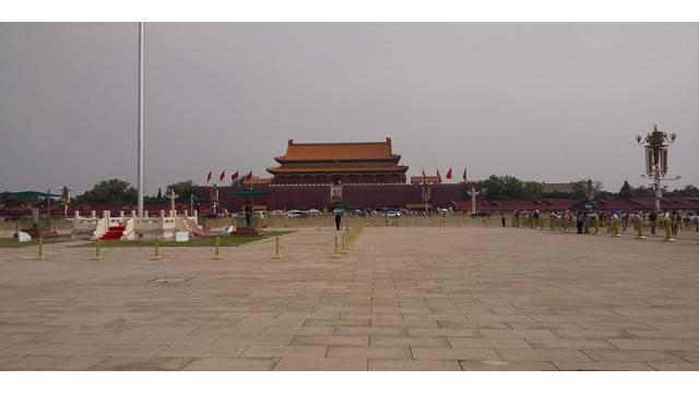 北京観光から中国を考察 帝国文明、天安門事件から30年、監視の強化、情報統制、経済発展と消費喚起