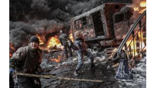Twitter14年2月19~21日 ウクライナ内乱状態の背景に欧米 日銀がマネリーベースを増加方針