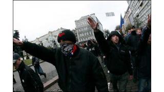 Twitter14年3月1日 ウクライナの新政権で検察を統括するネオナチのメンバー NHK不祥事