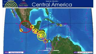 Twitter14年4月18~19日 異常に活発になる環太平洋地震構造帯と日本 不穏な米国の国内情勢