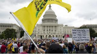 Twitter14年5月15~16日 始まった米国の反体制デモ「アメリカの春」 ハンガリー市民と通貨発行権