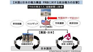 遂に米国の議会が、「民間が所有する中央銀行FRB」に圧力をかけ始める 政治経済と家計への影響について