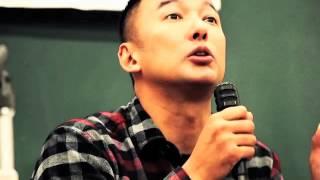 【動画】必見!山本太郎議員の今回の選挙に対するスタンス 「多国籍企業売国政治に歯止めを」