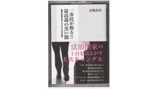 【動画と資料付き】日本の司法の闇 先日、出席した小沢一郎検察審起訴議決の架空議決の疑いについて