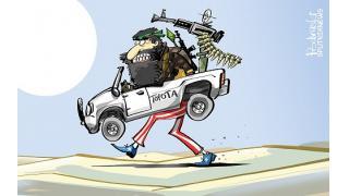 Twitter10月16~20日 アメリカ国務省はISイスラム国の戦闘員にトヨタ車を供与した