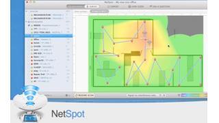 MacOS/Windows版のサイトサーベイツール NetSpotを公開します