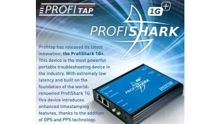 GPS PPT 対応 USB3接続 1Gbps全二重ロスレスフルキャプチャ機器Profitap社 ProfiShark 1Gおよび1G Plus