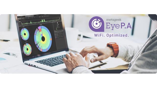 EyePA2リリース IEEE802.11AC 無線LANパケットキャプチャ