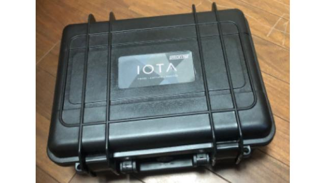 4 units of Profitap IOTAs has been arrived at Japan !!