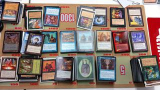 マジック:ザ・ギャザリング(MTG)のカードを売って生活費に!