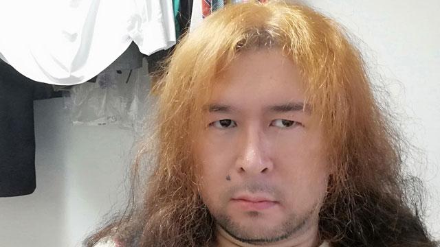 自分で髪の毛を脱色してみた!(やっちまった感ありあり)