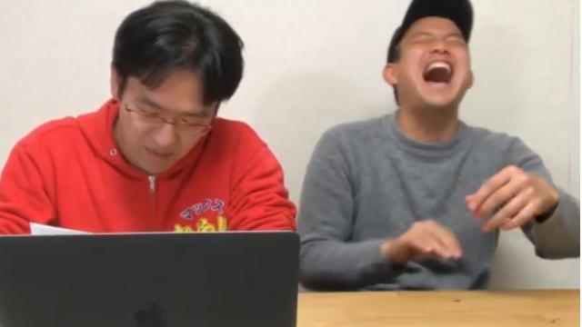 コスケお休みで、ハラミン登場!「マックスむらいとコスケの月曜20時(仮)」第3回生放送レポート