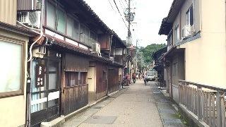 金沢・ひがし茶屋街の写真 5点