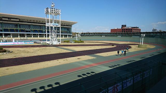 4月8日~川崎記念GⅢチャリロトプラザ放送について