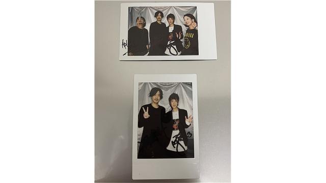 【視聴者プレゼント】「Butterfly Vision#7 ゲスト:谷口賢志・GO」