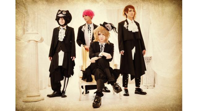 ハイダンシークドロシー、9月20日1st full Albumのリリース&1st PREMIUM ONEMAN LIVEの開催を前に、初登場となる生放送が決定!