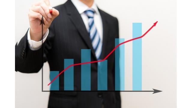 中期計画に株価は踊る