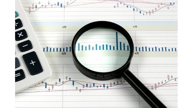 業績に基づく株価形成
