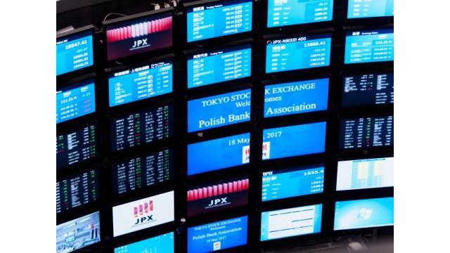 株式市場の弱点2
