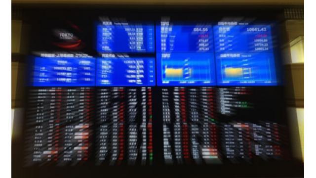 複雑怪奇な株価下落の背景