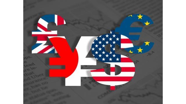 為替市場動向~なかなか決まらないBREXIT、米中協議~
