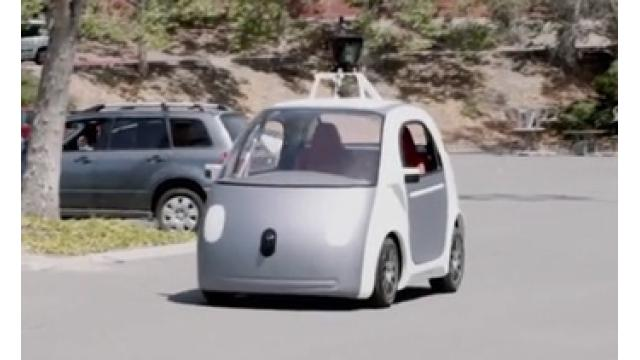 「人影あって安心」 自動運転車用ダミードライバー開発