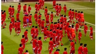 サッカー中国代表、反則でノーゲーム 対越戦